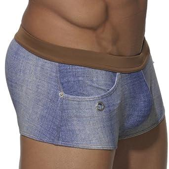 ES Collection Shorty de Bain Bandon Jeans Taille XXL