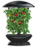 AeroGarden Extra (Black) with Mega Cherry Tomato Seed Kit