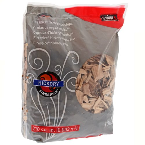 Great Deal! Weber 17053 Hickory Wood Chips, 3-Pound
