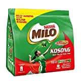 Nestle Milo Kosong Sport Activ-Go Nutritious Chocolate Malt Drink I 18 sticks x 30g I Pack of 2