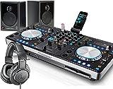 PIONEER DJスタートセット XDJ-R1 + XD3 + ATH-M20X