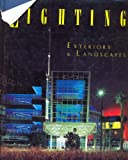 img - for Lighting: Exteriors & Landscapes book / textbook / text book