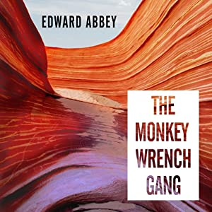 The Monkey Wrench Gang | [Edward Abbey]