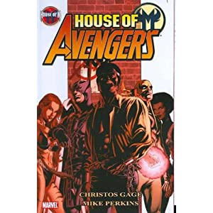 House of M: The Avengers TP