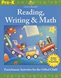 Gifted & Talented: Grade Pre-K Reading, Writing & Math (Flash Kids Gifted & Talented)