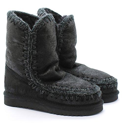 Mou Botas Eskimo Boot 24 cm Black 41