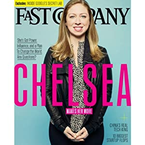 Audible Fast Company, May 2014 Periodical