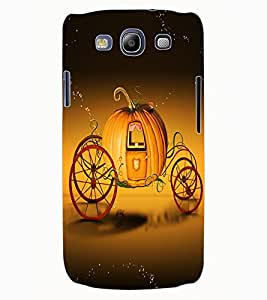 ColourCraft Printed Design Back Case Cover for SAMSUNG GALAXY S3 I9300