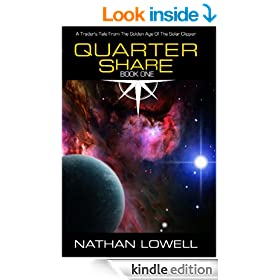 Quarter Share (Trader's Tales from the Golden Age of the Solar Clipper Book 1)