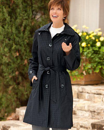 Fashion Raincoats  Women on Womens Ramble Rain Jacket  Black  Small   Raincoats For Women