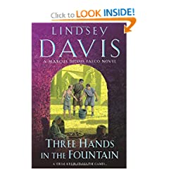 Three Hands in the Fountain (Falco #9) - Lindsey Davis