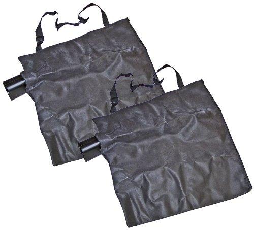 Black & Decker BV3100 Blower Replacement (2 Pack) Shoulder Bag # 5140125-95-2pk (Black And Decker Leaf Bag compare prices)