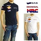 (ガス ジーンズ)GAS JEANS 【GAS×HONDA】 プリントTシャツ 50800
