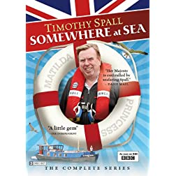Timothy Spall Somewhere at Sea: Complete Series