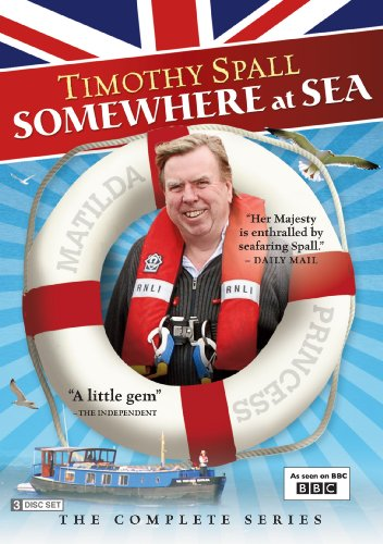 Timothy Spall Somewhere at Sea: Complete Series [DVD] [Import]