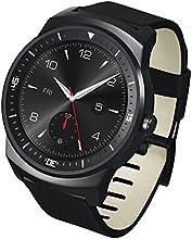LG G Watch R Montre connectée Android Wear Noir