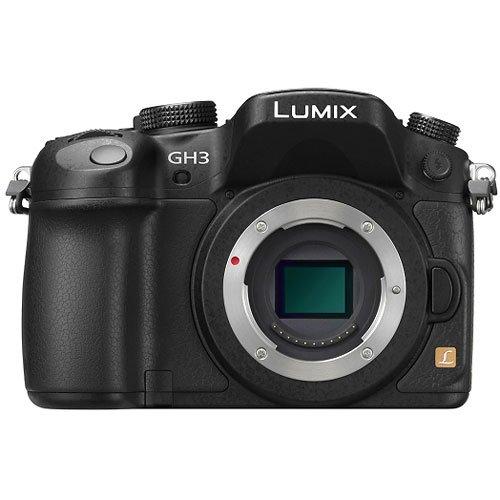 Panasonic Lumix DMC-GH3K 16.05 MP Digital Single