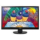 ViewSonic VA2246M-LED 22-Inch LED-Lit LCD Monitor, Full HD 1080p, DVI/VGA, Speakers, VESA