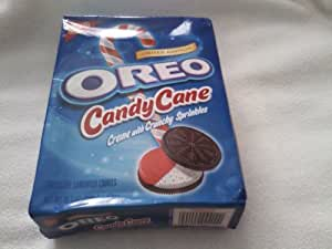 Winter Oreo with Red Creme 20 oz. (Pack of 4)