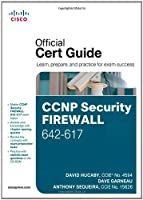 CCNP Security Firewall 642-617 Official Cert Guide Front Cover