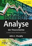 Image de Technische Analyse der Finanzmärkte: Grundlagen, Strategien, Methoden, Anwendungen. Inkl. Workbook