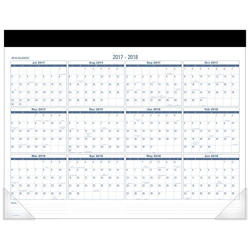Glance Academic Year Calendar Monthly
