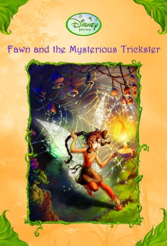 Fawn and the Mysterious Trickster (A Stepping Stone Book(TM))