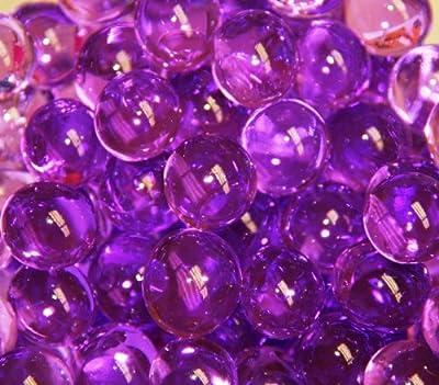 1 Pound Bag of PURPLE Water Beads Pearls Centerpiece Wedding Tower Vase Filler