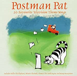 Various Artists - Postman Pat 20 Favourite Television Theme Songs