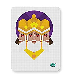 PosterGuy Mouse Pad- Being Indian The Creator | Designed By :- Being Indian