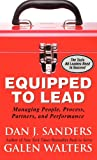 img - for Equipped to Lead: Managing People, Partners, Processes, and Performance book / textbook / text book