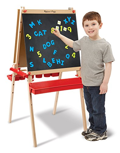 Melissa-Doug-Deluxe-Easel-with-Magnetic-Board