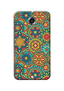 Motorola Nexus 6 Cover, Premium Quality Designer Printed 3D Lightweight Slim Matte Finish Hard Case Back Cover for Motorola Nexus 6 + Free Mobile Viewing Stand