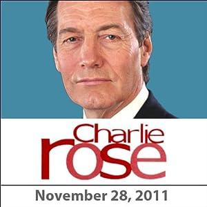 Charlie Rose, Ezra Vogel & Alexander Payne, November 28, 2011 Radio/TV Program