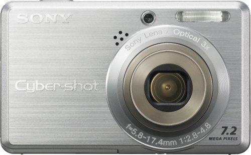 Sony Cybershot DSC-S750