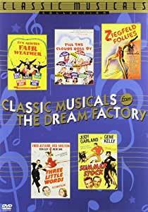 Classic Musicals from the Dream Factory, Vol. 1 (Ziegfeld Follies / Till the Clouds Roll By / Three Little Words / Summer Stock / It's Always Fair Weather)