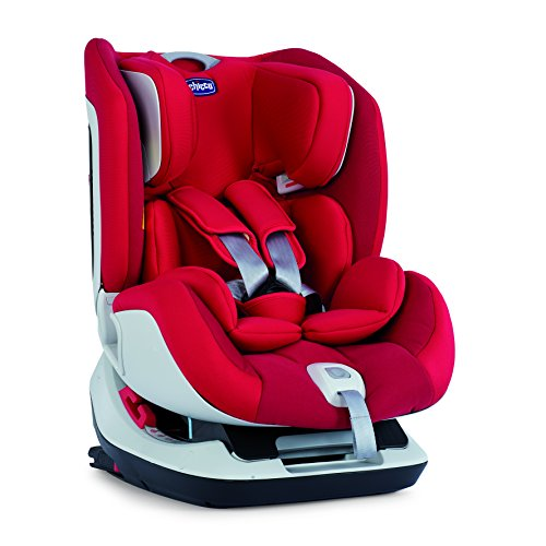 Chicco Seat Up 012 - Seggiolino Auto, Rosso