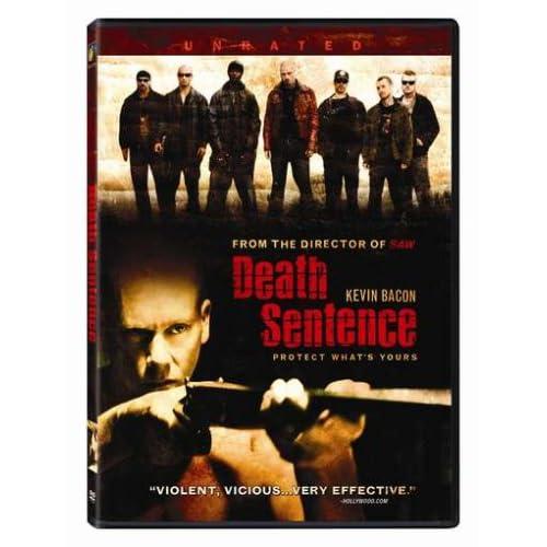 Смертный приговор / Death Sentence (Джеймс Ван / James Wan) [2007, Боевик, Триллер, Драма, DVD9] [Unrated] R1 Киномания MVO + AVO (Ю.Немахов) + Orig