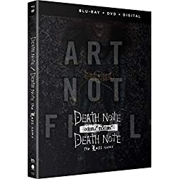 Death Note / Death Note: The Last Name Double Feature [Blu-ray]