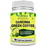 Morpheme Garcinia Green Coffee 500mg Extract 60 Veg Caps