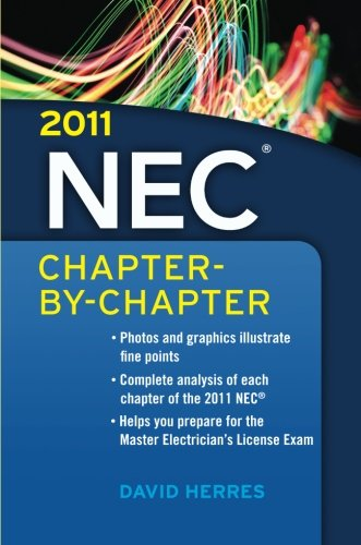 2011 National Electrical Code Chapter-By-Chapter (Septic Locator compare prices)