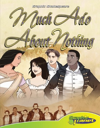 Much Ado about Nothing (Graphic Shakespeare: Set 2)