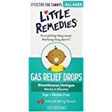 Little Remedies Infants and Children Tummys Gas Relief Drops, Natural Berry Flavor, .5 Ounce