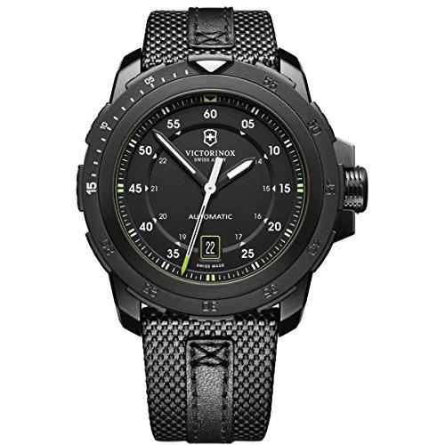 Victorinox Swiss Army Alpnach Mechanical 241685 Automatic Mens Watch massive