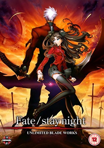 Fate Stay Night: Unlimited Blade Works [DVD] by Ayako Kawasumi