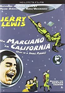 Visit to a Small Planet (1960) [ NON-USA FORMAT, PAL, Reg.0 Import - Spain ]