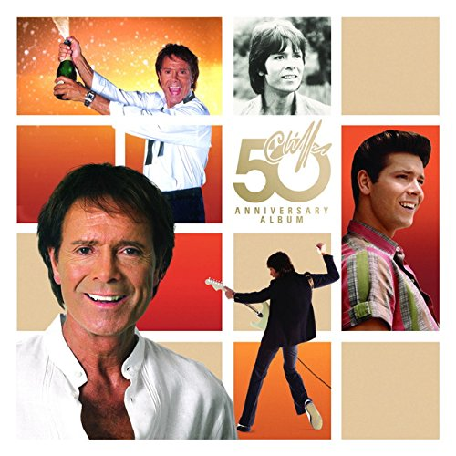 Cliff Richard - The Fiftieth Anniversary Album - Zortam Music