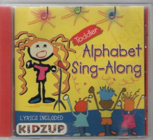 alphabet sing along jun 01 2000