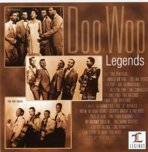 Various Artists - Doo-Wop Dreams: Legends of Doo-Wop - Zortam Music