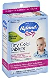 Hyland's Baby Tiny Cold Tablets, 125 tab (3 Pack)